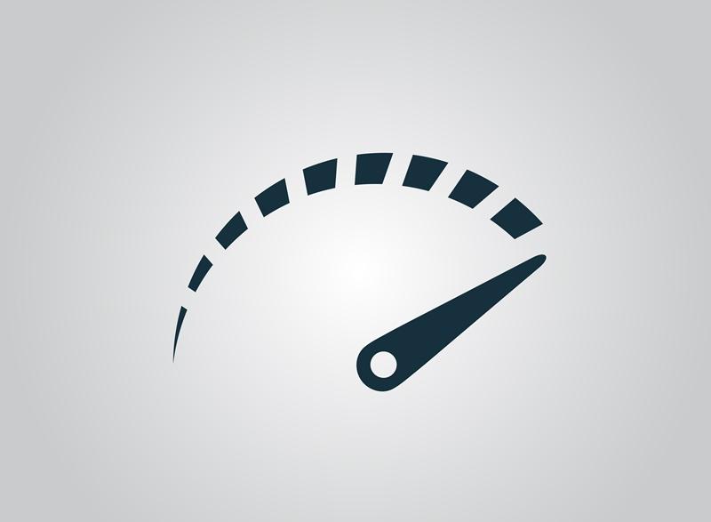 Gráfico de velocimetro no Excel